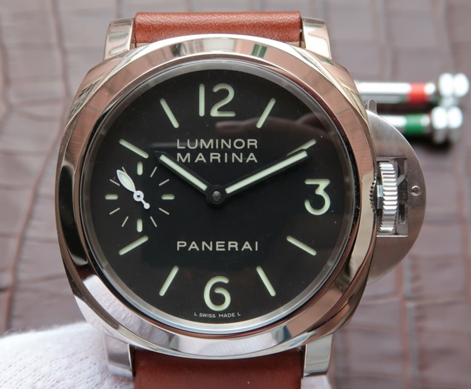 Noob Factory Replica Panerai Luminor Marina pam00111