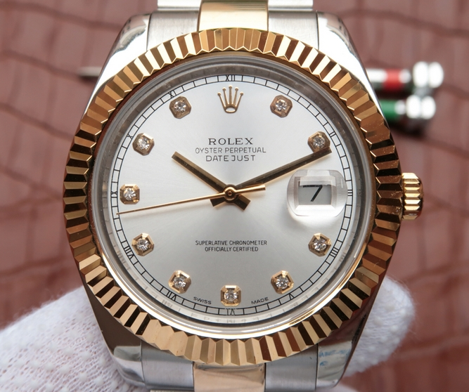 Noob Replica Rolex Datejust 41