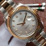 Noob Factory Replica Rolex Datejust 41 126333 Watch,1:1 Replica Rolex Datejust Watches
