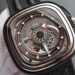 Noob Factory Replica SevenFriday P3C/01 Hot Rod Limited Edition Watch