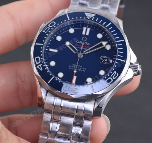 Noob Factory Replica Omega Seamaster 300M James Bond Co-Axial 212.30.41.20.03.001 Review