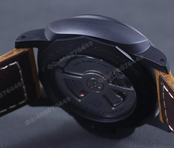 Noob Factory Replica Panerai Luminor 1950 3 Days GMT Ceramica PAM00441 / PAM441 Perfect Edition