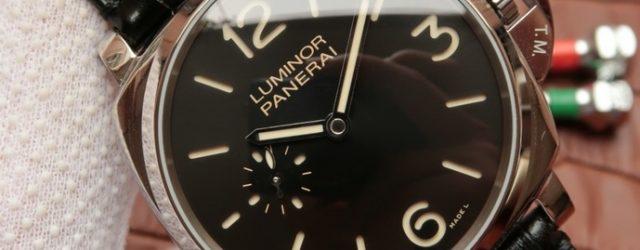 Noob Factory Replica Panerai Luminor Due 3 Days PAM676 Review