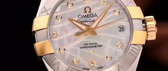 Noob Factory Replica Omega Constellation Mechanical Women's Watch Review