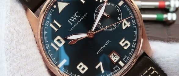Noob Factory Replica IWC Big Pilot Le Petit Prince IW500909 Review