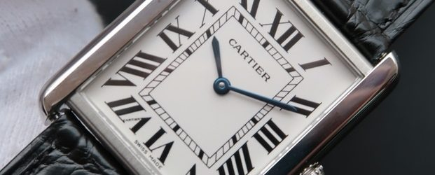 Noob Factory Replica Cartier Tank Solo Ladies Watch W5200005