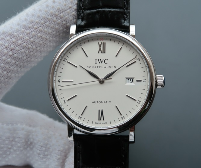 Noob Factory Replica IWC Portofino IW356501 V4 Edition Mens Watch Review