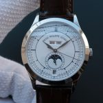 Noob Factory Replica Patek Philippe Complications 5396G White Gold Watch