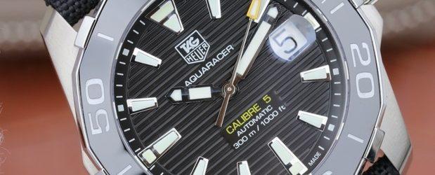 Noob Factory Replica TAG Heuer Aquaracer 300M Calibre 5 41 mm Ceramic Review