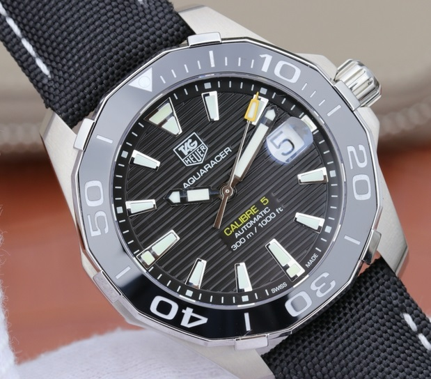 Noob Factory Replica TAG Heuer Aquaracer 300M Calibre 5 41 mm Ceramic Review