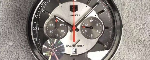 Noob Factory Replica TAG Heuer Carrera Calibre 1887 Jack Heuer Review