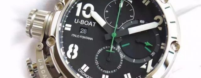 Noob Factory Replica U-BOAT 45mm Men's Watch Review
