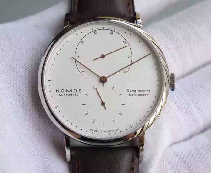 Noob Factory Replica Nomos Glashutte Lambda Weissgold 931 Review