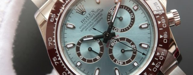 Noob Factory Replica Rolex Daytona Ice Blue 116506 Review