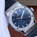 Noob Factory Replica Hublot Classic Fusion 45mm Blue Watch Review