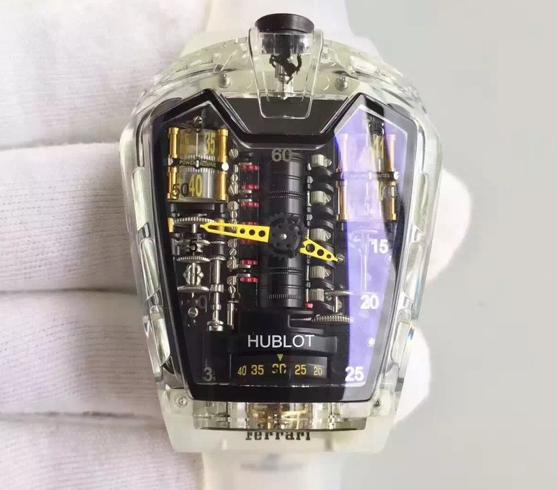 Noob Factory Replica Hublot MP-05 LaFerrari