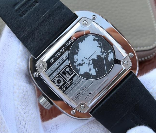 Noob Factory Replica SevenFriday S2/01 Automatic Watch