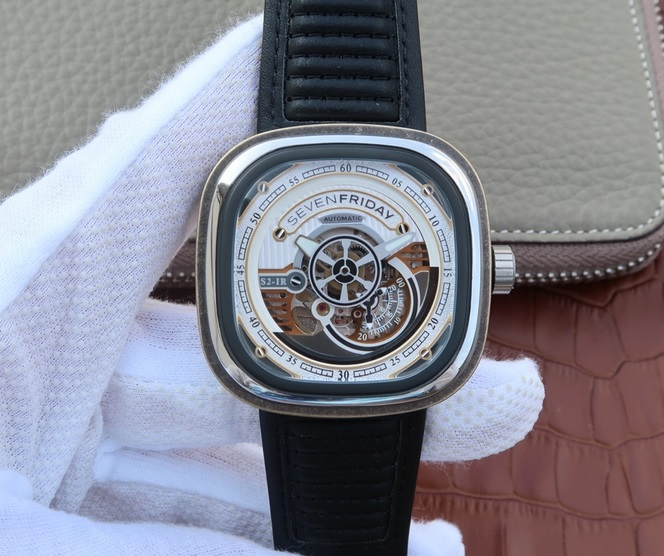 Noob Factory Replica SevenFriday S2/01 Automatic Watch