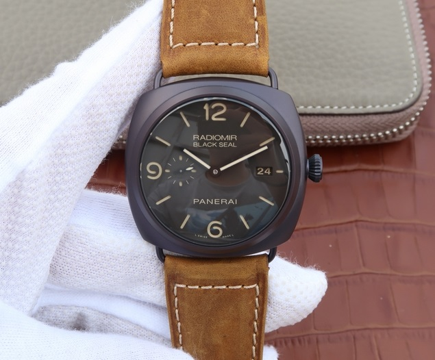 Noob Factory Replica Panerai Radiomir Composite Black Seal 3 Days PAM00505/PAM505