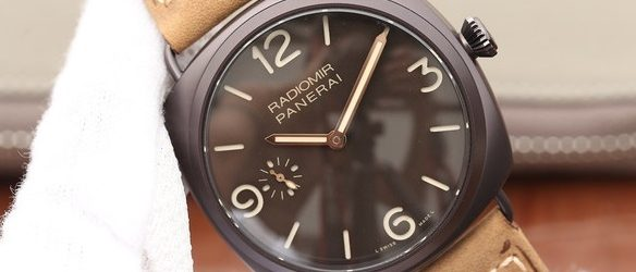Noob Factory Replica Panerai Radiomir Composite 3 Days PAM504 Review
