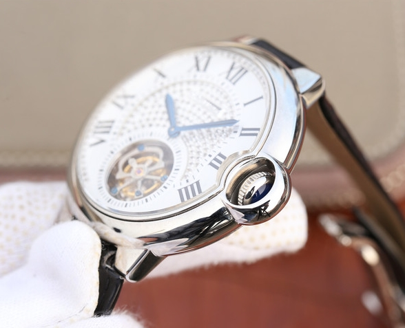 Noob Factory Replica Cartier Ballon Bleu Flying Tourbillon Review