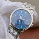 Noob Factory Replica Patek Philippe Complications Annual Calendar 5396 Blue Dial Review
