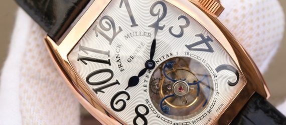 Noob Factory Replica Franck Muller Crazy Hours 8880 Tourbillon Watch Review