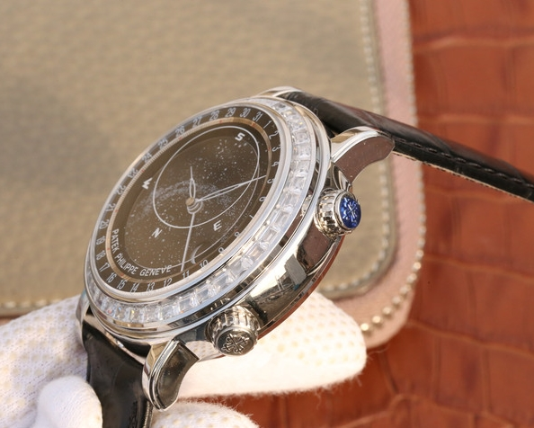 Noob Factory Replica Patek Philippe Grand Complication Celestial 6104 Watch