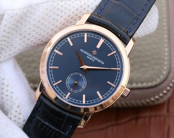 Noob Factory Replica Vacheron Constantin Patrimony 42mm Watch 1110U/000R-B085