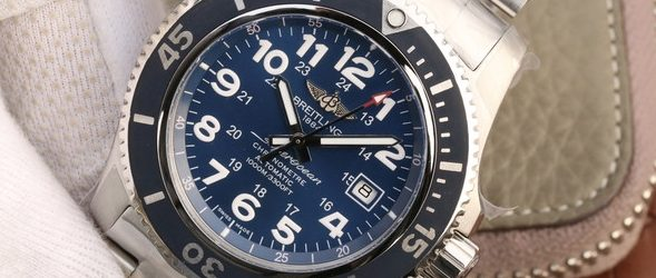 Noob Factory Replica Breitling Superocean II 44 Watch Review
