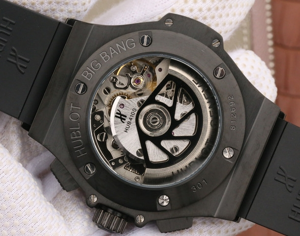 Noob Factory Replica Hublot Big Bang 44mm Evolution 44mm Review