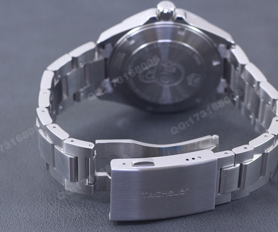 Noob Factory Replica TAG Heuer Aquaracer Calibre 5 Steel Black Dial Review