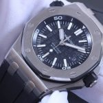Noob Factory Replica Audemars Piguet Royal Oak Offshore Diver 15703ST.OO.A002CA.01 Review
