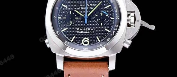 Noob Factory Replica Panerai Luminor 1950 Rattrapante Regatta Special 44mm PAM00286 Review