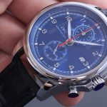 Noob Factory Replica IWC Portuguese Yacht Club Chronograph IW390213 Review