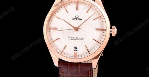 Noob Factory Replica Omega De Ville Tresor Master Co-Axial 40mm Watch Review