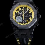 Noob Factory Replica Audemars Piguet Royal Oak Offshore Bumble Bee Review