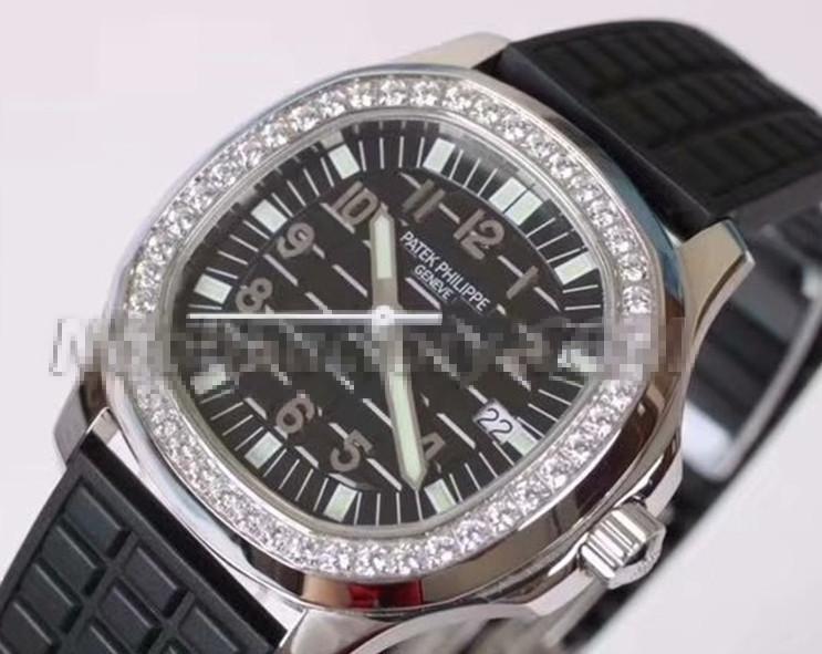 Noob Factory Replica Patek Philippe Aquanaut Diamonds 5067A-001 Review