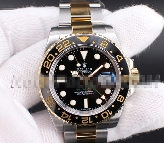 Noob Factory Replica Rolex GMT Master II 116713LN