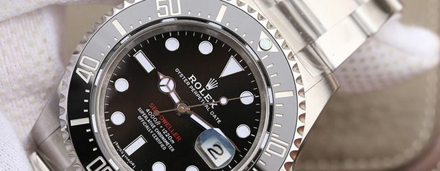 Noob Factory Replica Rolex Sea-Dweller 126600 Steel Review