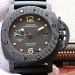 Noob Factory Replica Panerai Luminor Submersible 1950 Carbotech 3 Days PAM00616 Review