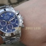 Noob Factory Replica Rolex Cosmograph Daytona 40 Blue 116509 Review