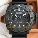 Noob Factory Replica Panerai Submersible Marina Militare Carbotech PAM979 Review