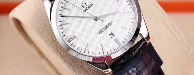 Noob Factory Replica Omega De Ville Tresor Men's Watch Review