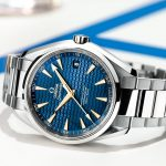 Noob Factory Replica Omega Seamaster Aqua Terra Blue Wave Dial 231.10.42.21.03.006 Watch