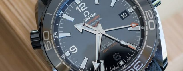 Noob Factory Replica Omega Seamaster 600 Deep Black Watch Review