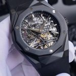 Noob Factory Replica Hublot Classic Fusion Tourbillon Power Reserve 5 Days Orlinski Review