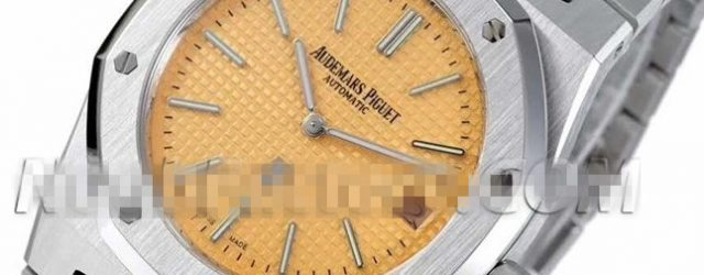 Noob Factory Replica Audemars Piguet Royal Oak Jumbo Extra-Thin Watch Review