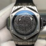 Noob Factory Replica Hublot Big Bang Sang Bleu Titanium Review
