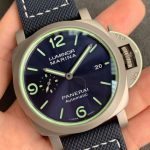 Noob Factory Replica Panerai Luminor Marina Titanio DMLS PAM01117